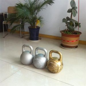 Aluminum and Copper Competition Kettlebell pictures & photos