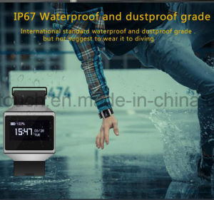 Smart Bracelet with IP67 Waterproof and Monitor Functions (K12) pictures & photos