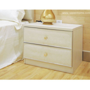 Oppein Euro Style Bedroom White Nightstand (CT21138) pictures & photos