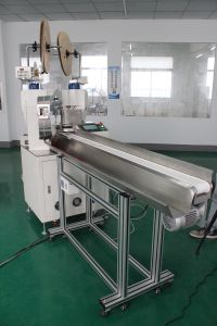 Full Automatic Double Ends Terminal Crimping Machine pictures & photos