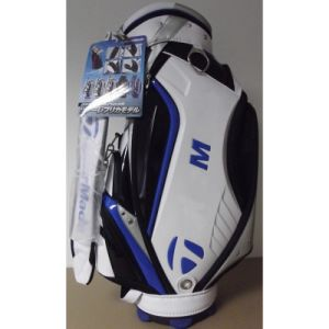 Drop Shipping White Blue Golf Standard Bag Professional Bag pictures & photos