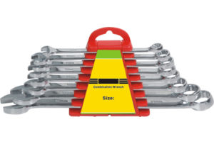 8pcs Combination Spanners Set with Plastic Hanger (DR-wh202)