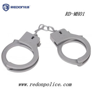 Security Carbon Steel Handcuffs Police pictures & photos