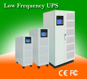 3/3 Phase Low Frequency Isolation Online UPS / Pure Sine Wave UPS 10kVA/200kVA pictures & photos