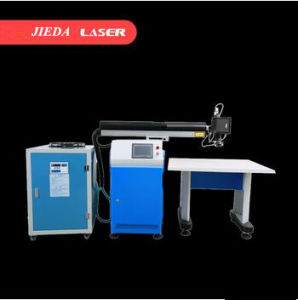 300W LED Channel Letter Laser Welding Machine for Stainless Steel pictures & photos