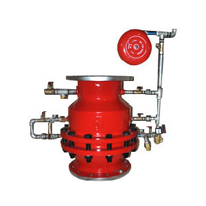 Piston Type Deluge Valve