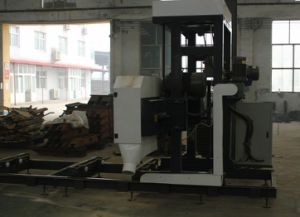 Automtic Forward Wood Sawing Machine pictures & photos