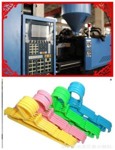 Injection Plastique Machine for Hangers pictures & photos