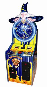 Popular and Attractive Redemption Game Machine Enchanter pictures & photos