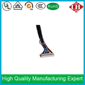 Electronic LCD Lvds Connector Cable