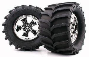 1/8 Monster Truck Tire (WC1004)