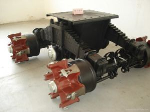 32t BPW W Bogie Suspension for Truck Trailer pictures & photos