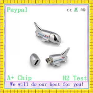 Company Gift Airplane Shape USB Flash Disk (GC978) pictures & photos