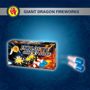 Explosive Champagne Crackers Firecracker Wholesale Fireworks pictures & photos