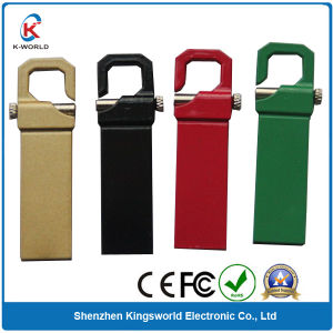 Colorful Metal USB Flash 2GB for Promotion