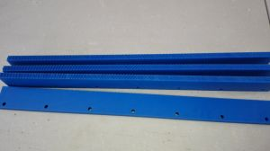 Customized Plastic Gear Rack pictures & photos