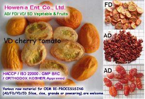 Vacuum Dried Cherry Tomato