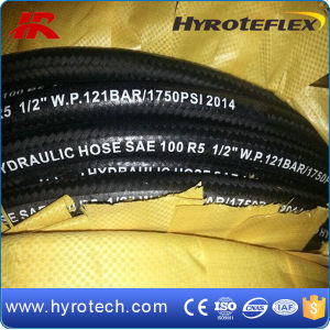 Hydraulic Rubber Hose SAE 100 R5/High Pressure Hose R5/High Pression Hose pictures & photos