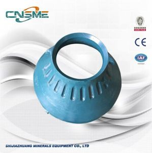 High Manganese Steel Casting for Crusher Wear Parts pictures & photos