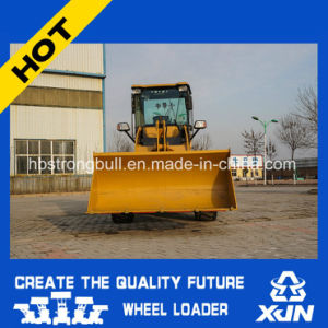 1.6ton 0.8m3 Bucket Capacity Wheel Loader Mini Loader Small Tractor Zl20 pictures & photos