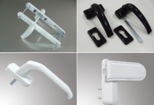 Aluminium Window Handle or Door Handle or 3D Heavy Duty Hinge pictures & photos