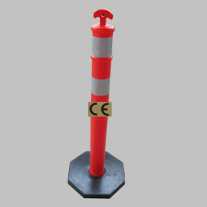 1.1m T-Top Warning Bollard (JSZ-003) pictures & photos
