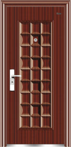 Steel Door/Steel Anti-Theft/Security Door/CE (FAM-12)