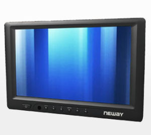 8 Inch VGA, DVI, HDMI TFT LCD Monitor with Touchscreen (CL8869NT)
