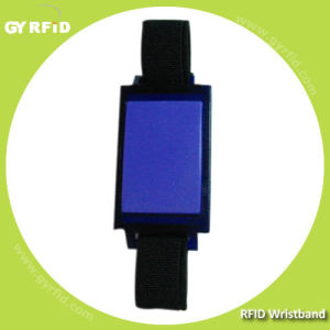 PC RFID Nfc ISO14443A S50 S70 Ultralight Ntag203 Topaz Wristband Bracelet pictures & photos