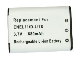 Digital Camera Battery/Camcorder Battery for Nikon (EN-EL11(D-LI78))