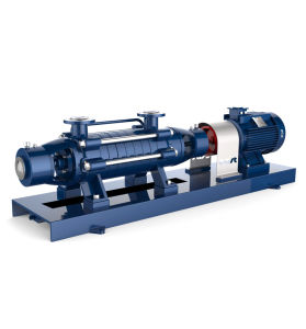 Horizontal Centrifugal Multistage Water Pump with CE Certificate pictures & photos