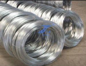 50kg/25kgs Galvanized Wire (factory) pictures & photos