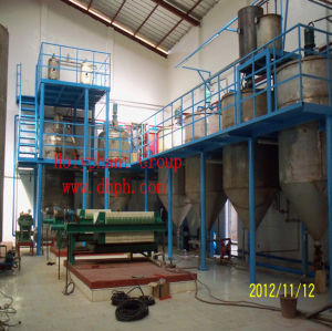 Professional China Manufacturer Medium-Small Type Cpo Refinery Equipment pictures & photos