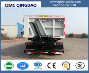 Supply Cimc 3-Axle Tipping Tipper Semi Trailer pictures & photos