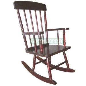 Wooden Rocking Chair (GF-R002)