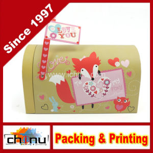 OEM Customized Christmas Gift Paper Box (9524) pictures & photos