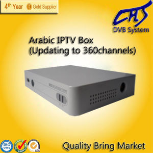 Arabic HD Box with 380 Channels