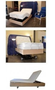 Electric Lifting Massage Bed (Comfort200L) pictures & photos