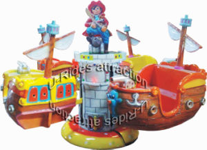 Pirate Boat Rotation Game Machine Amusement Machine pictures & photos