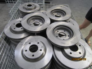 Ts16949 Certificate Approved Brake Discs pictures & photos