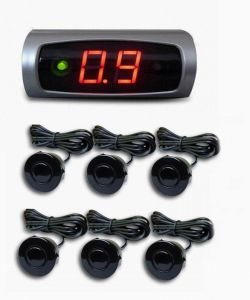 Parking Assist System With LED Display (MP-212LED-F6)