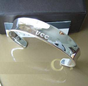 925 Sterling Silver bracelet (Super A Quality) (TO007)