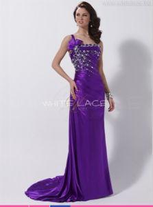 Luxury & Sexy One Shoulder Prom Dress, Ball Gown, Ball Dress, Evening Dress (P4524)