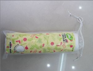 High Quality Absorbent Cotton Pad pictures & photos