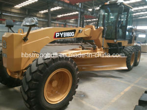 China Cheap Price 160HP Motor Grader with Ce and RoHS Cabin pictures & photos