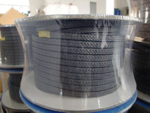 Braidede Graphite PTFE Packing for Seal pictures & photos