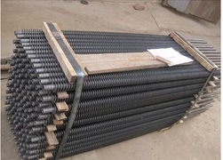 Spiral Square Longitudinal ERW Fin Tubings fintubes Fin Pipes Finned Pipes Finned Tubes Fin Tubes pictures & photos