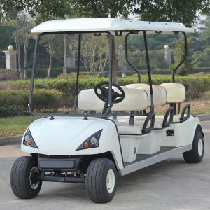 Marshell Factory CE Approve 6 Person Electric Golf Buggy (DG-C6) pictures & photos