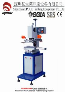Pneumatic Round or Flat Hot Stamping Machine (YH195S)