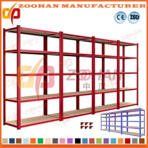 Plastic Supermarket Drinking Display Shelving Rack (ZHr-395) pictures & photos